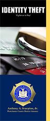 image of Identity Theft brochure