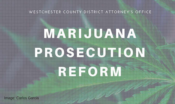 Marijuana Prosecution Reform Goes into Effect